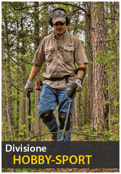 diviosne hobby e sport metal detector Garrett