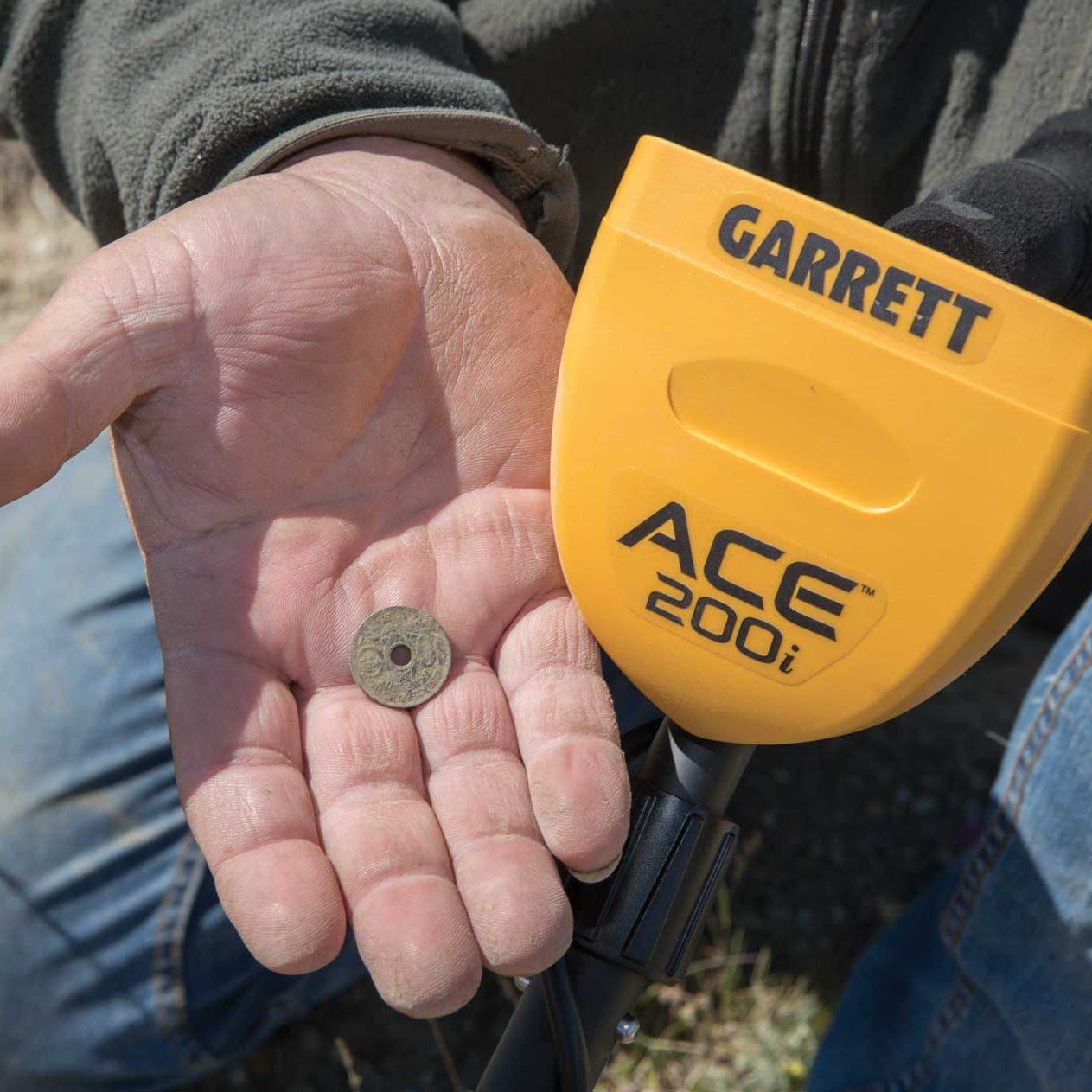 Metal Detector Seria Ace 200i